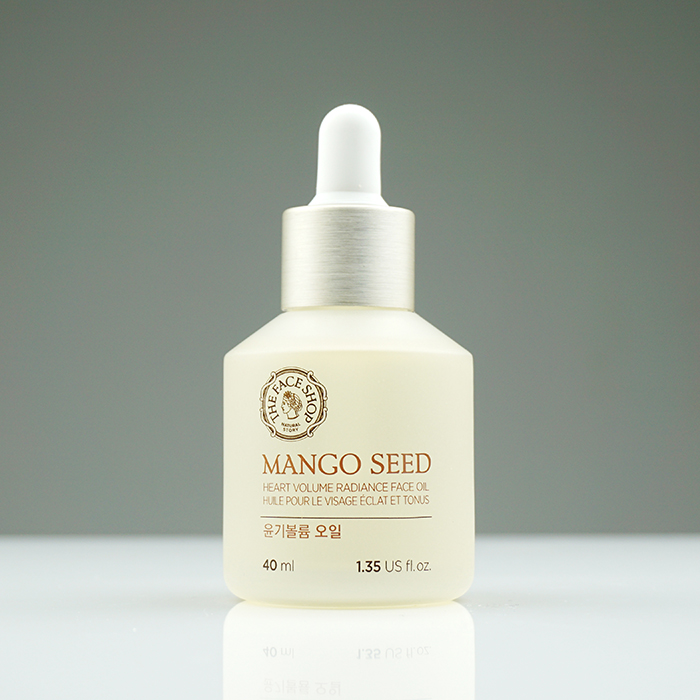The Face Shop Mango Seed Volume Radiance Face Oil review