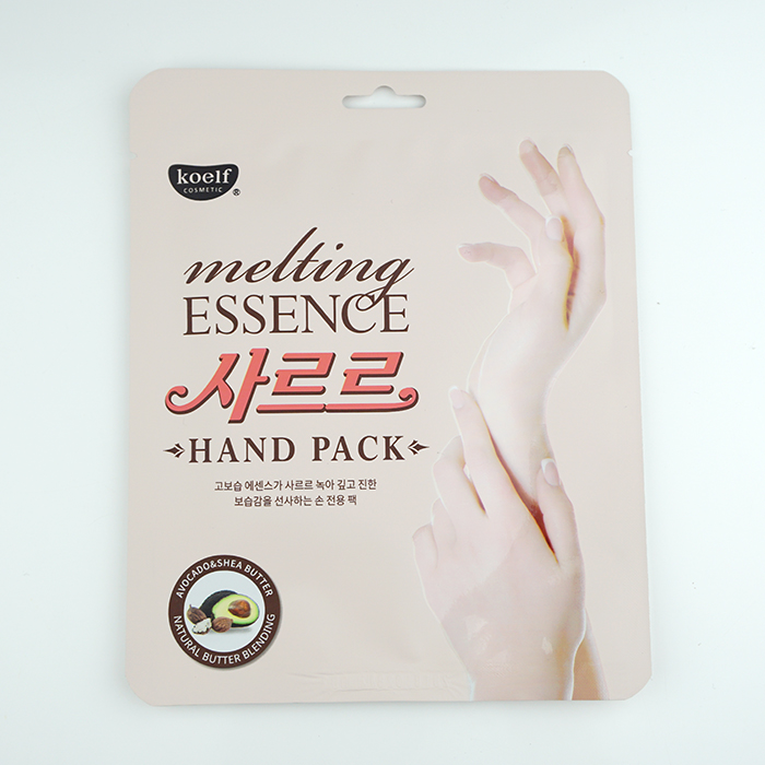 Koelf Melting Essence Hand Pack review