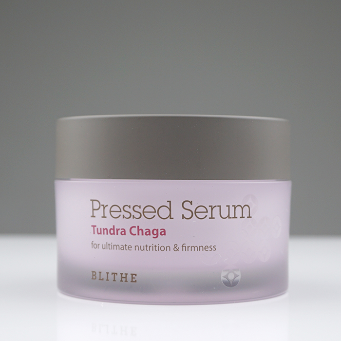 Blithe Pressed Serum Tundra Chaga review