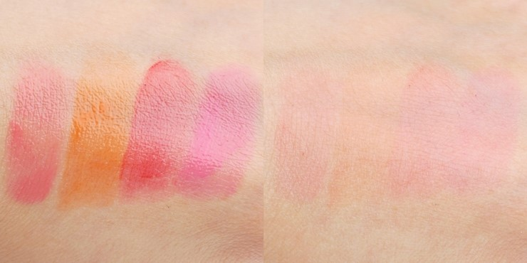 Missha Coloring Tint Balm review