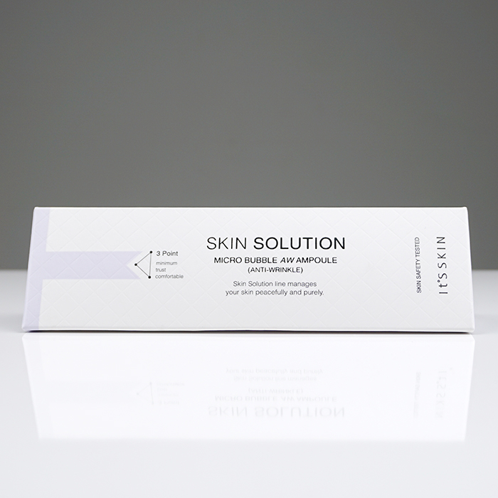 It'S SKIN Skin Solution Micro Bubble AW Ampoule review