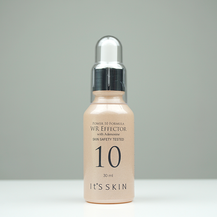 It'S SKIN Power 10 Formula WR Effector review
