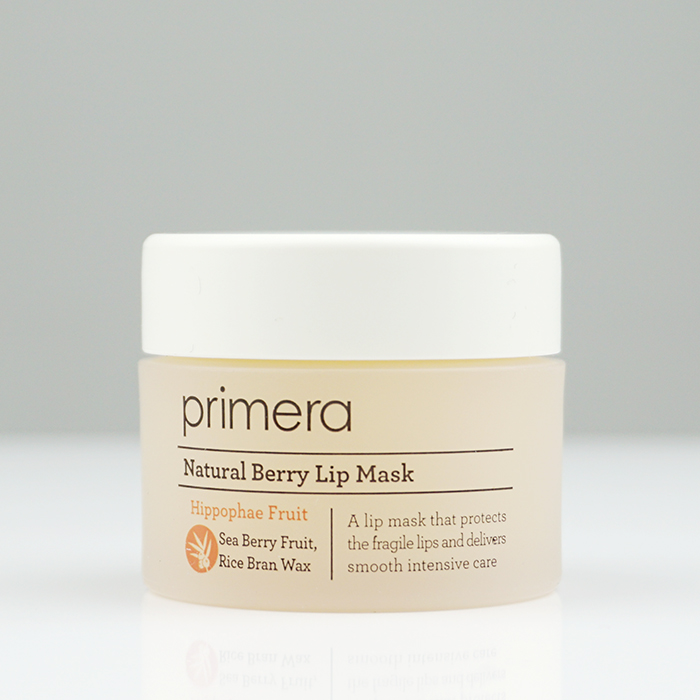 primera Natural Berry Lip Mask review