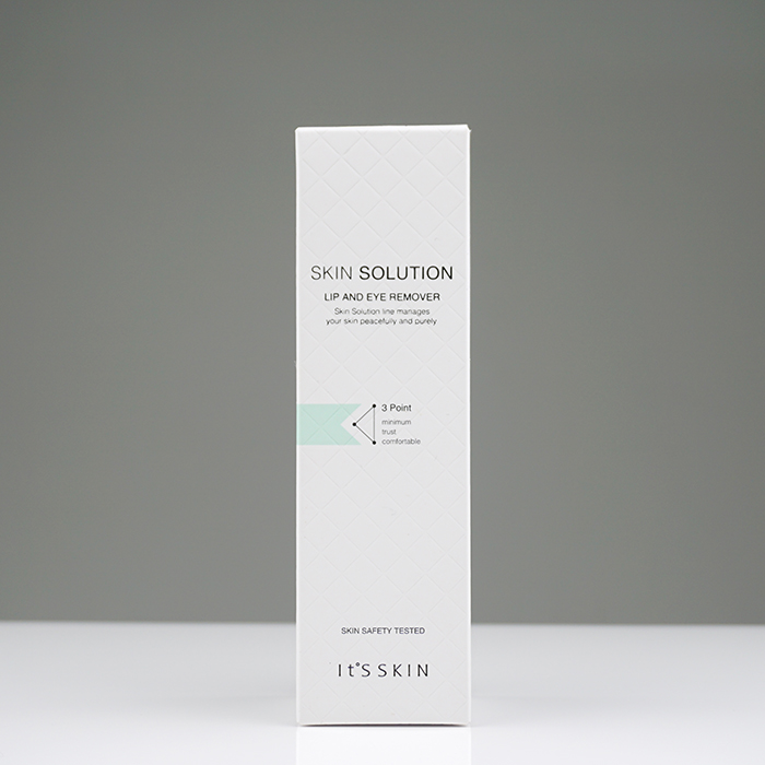 It'S SKIN Skin Solution Lip And Eye Remover review
