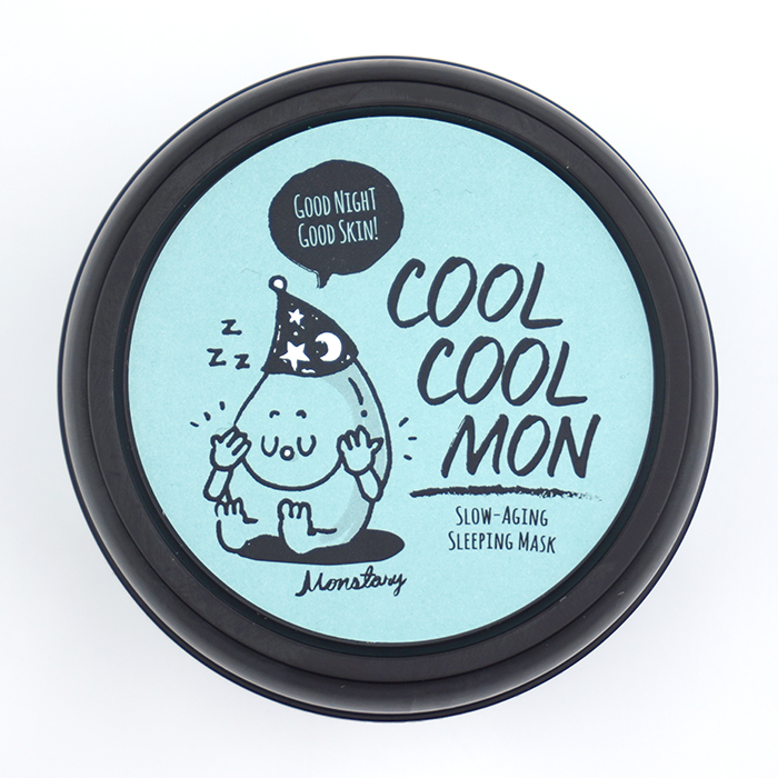 Monstory Cool Cool Mon Fresh Mask review