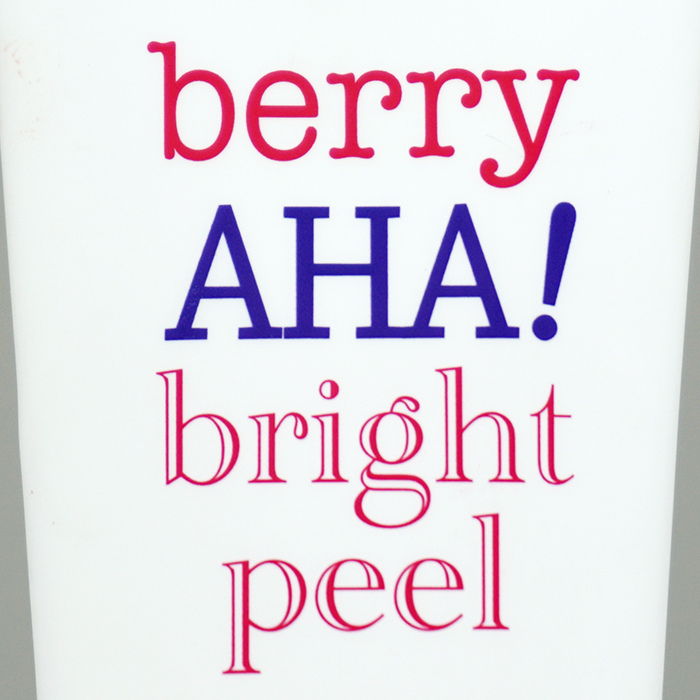 ETUDE HOUSE Berry AHA Bright Peel Mild Gel review
