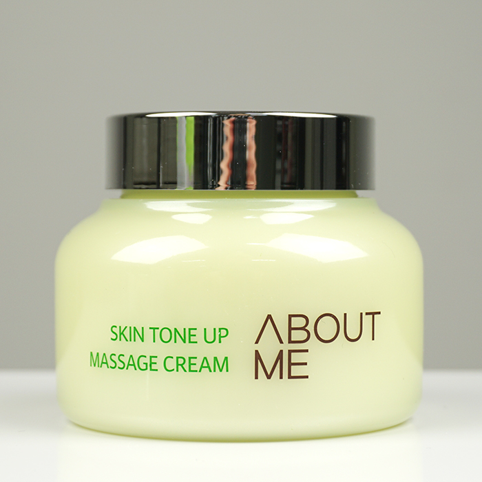 ABOUT ME Skin Tone Up Massage Cream review
