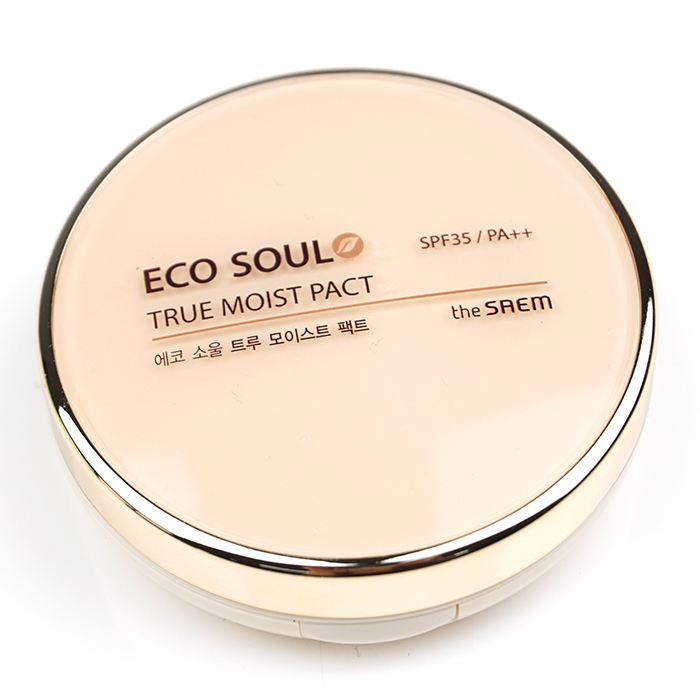 the SAEM Eco Soul True Moist Pact review