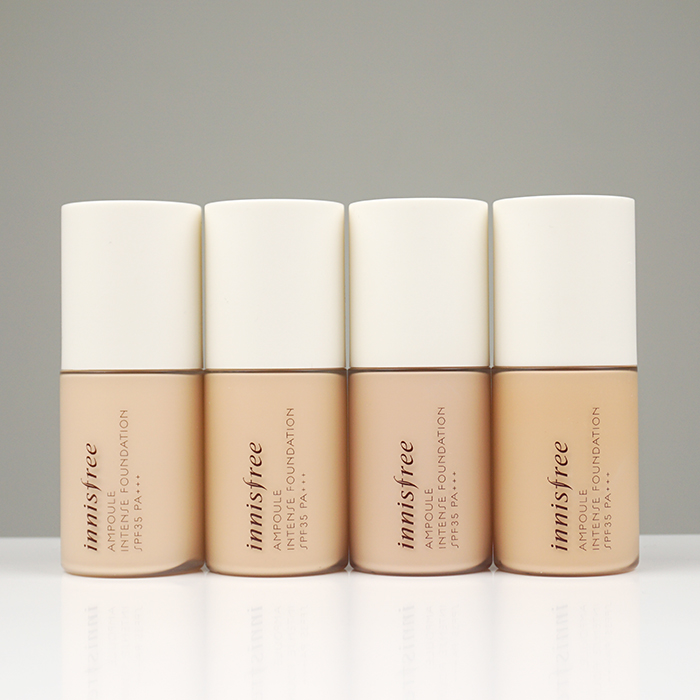 Innisfree Ampoule Intense Foundation review