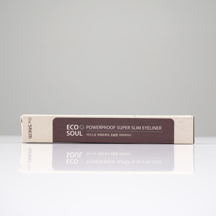 the SAEM Eco Soul Powerproof Super Slim Eyeliner review