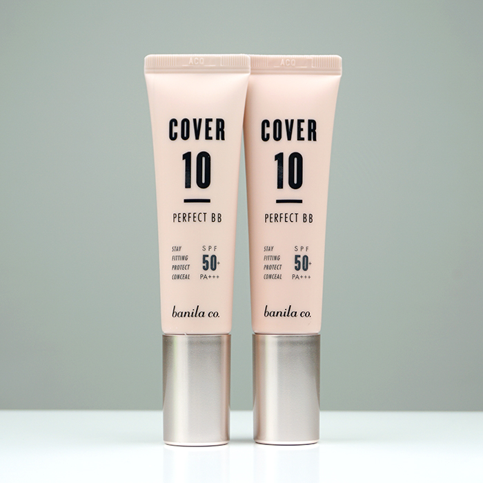 banila co. Cover 10 Perfect BB review
