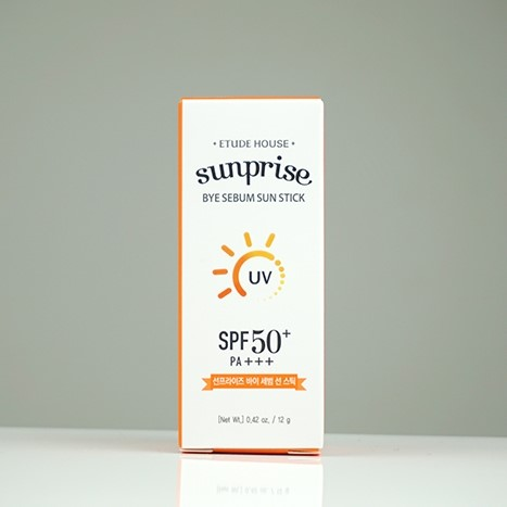 ETUDE HOUSE Sunprise Bye Sebum Sun Stick review