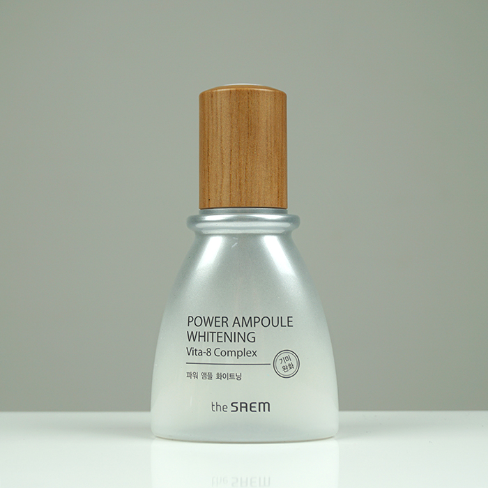 the SAEM Power Ampoule Whitening review