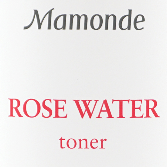 Mamonde Rose Water Toner review