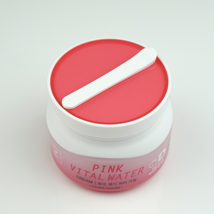 ETUDE HOUSE Pink Vital Water Cream review