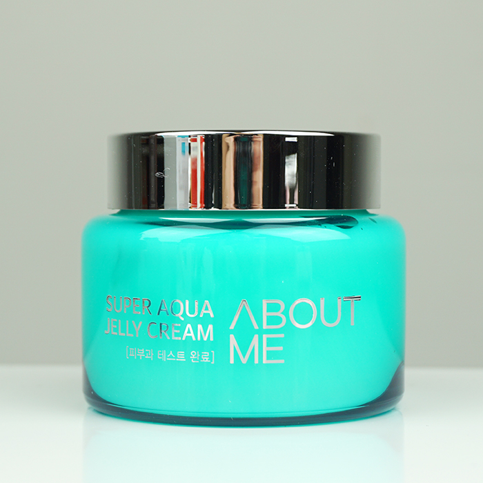 ABOUT ME Super Aqua Jelly Cream review