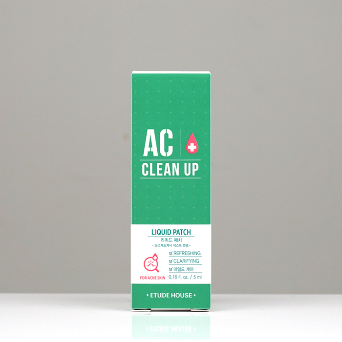 ETUDE HOUSE AC Clean Up Liquid Patch review