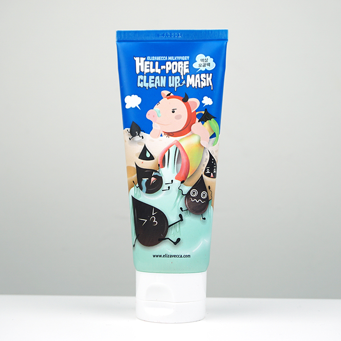 Elizavecca Hell-Pore Clean Up Mask review
