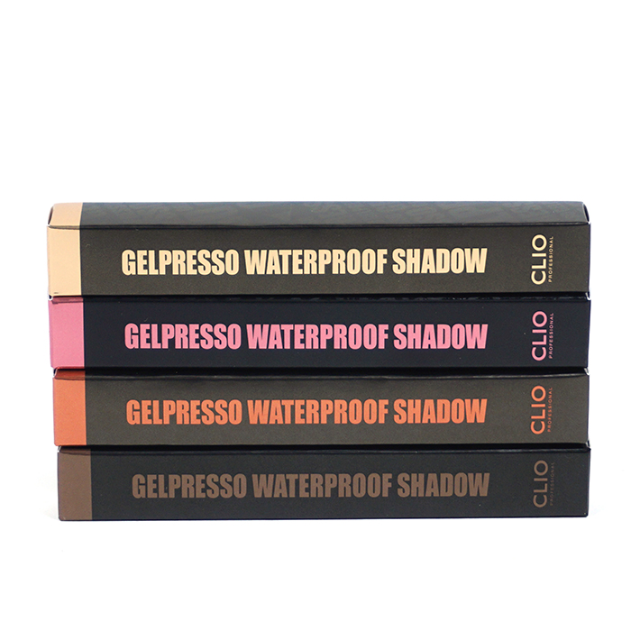 CLIO Gelpresso Waterproof Shadow review