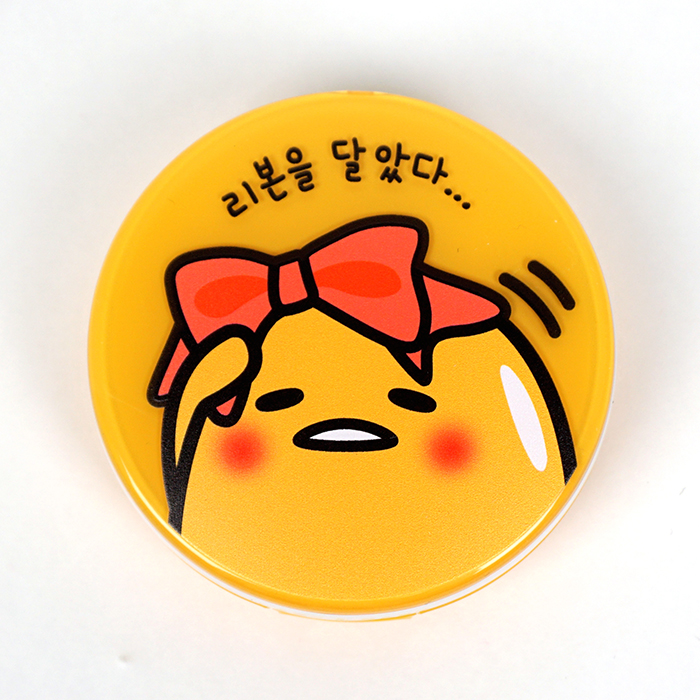 Holika Holika LAZY&EASY Face 2 Change Photo Ready Cushion BB gudetama Edition review