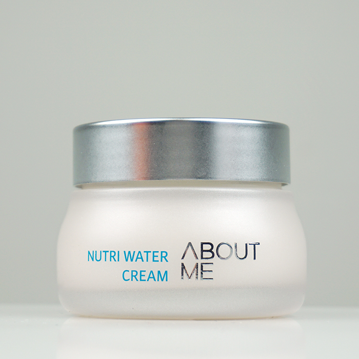 ABOUT ME Nutri Water Cream review