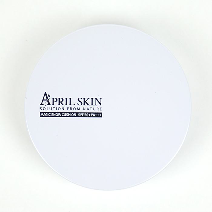 APRIL SKIN Magic Snow Cushion White review