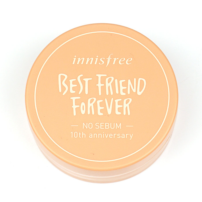 Innisfree No Sebum Mineral Powder 10th Anniversary review