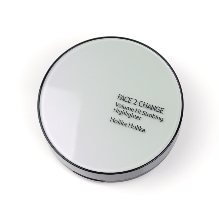 Holika Holika Face 2 Change Volume Fit Strobing Highlighter review