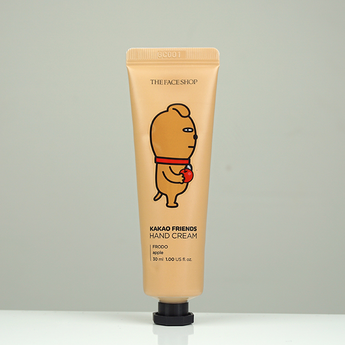 The Face Shop Hand Cream Kakao Friends Edition review