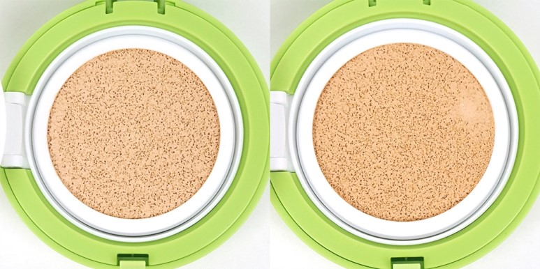 The Face Shop CC Long Lasting Cushion Mike review