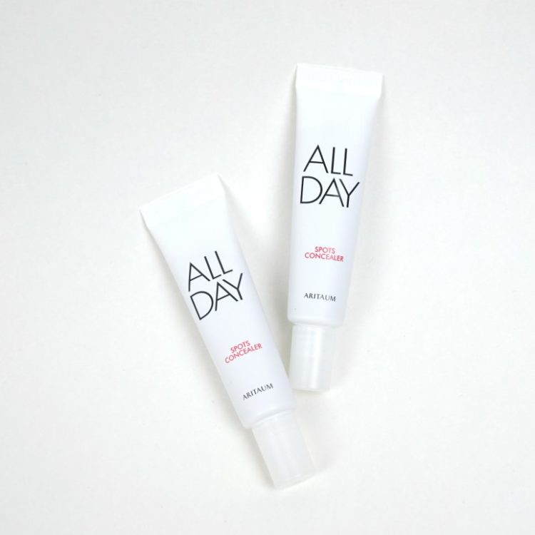 ARITAUM All Day Spots Concealer review