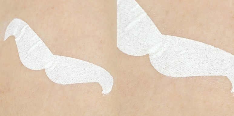ETUDE HOUSE Hands Up Smooth Face Waxing Patch review