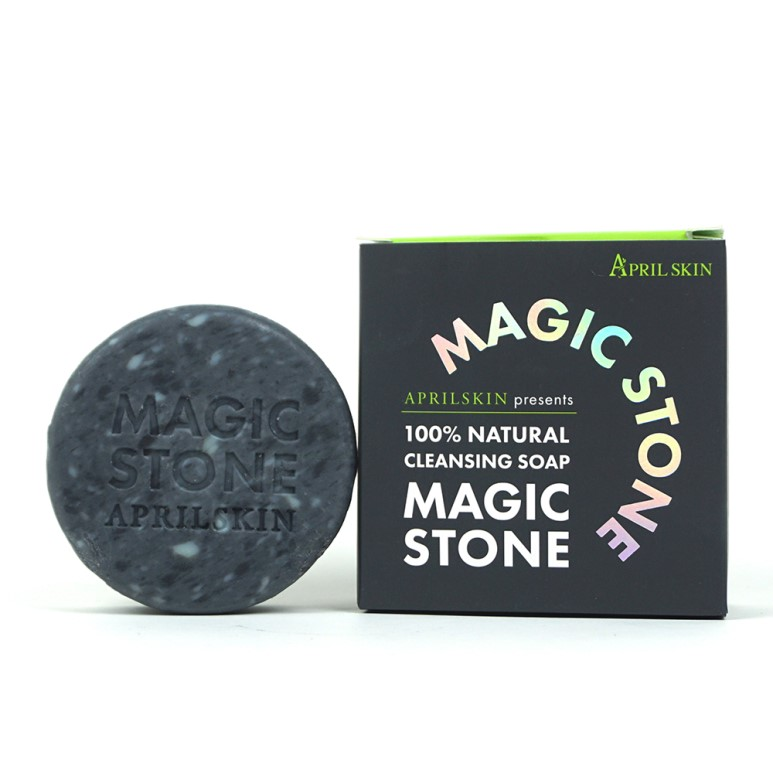 APRIL SKIN Magic Stone review