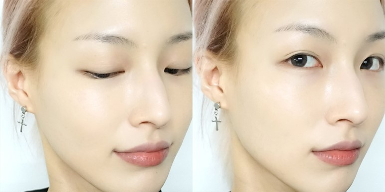 Innisfree Cover Stamping Puff review