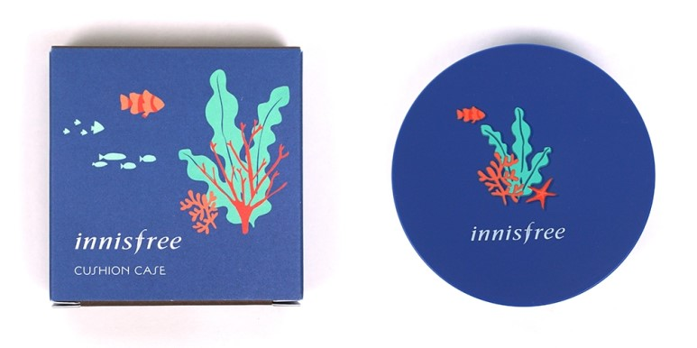 Innisfree Cushion Case Haenyeo Limited Edition review
