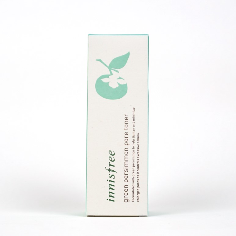 Innisfree Green Persimmon Pore Clearing Toner review