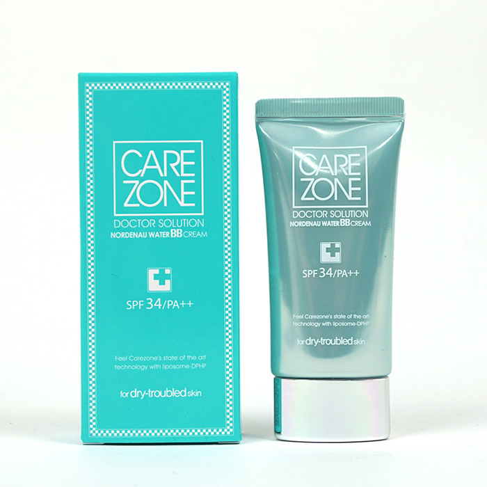 CAREZONE Doctor Solution Nordenau Water BB Cream review