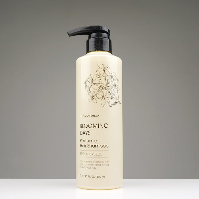TONYMOLY Blooming Days Perfume Hair Shampoo review