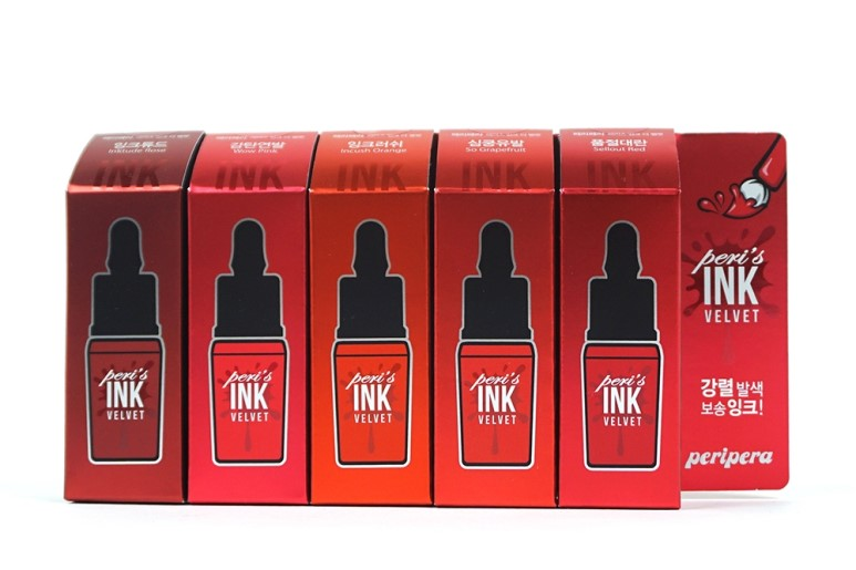 peripera peri's Ink The Velvet review