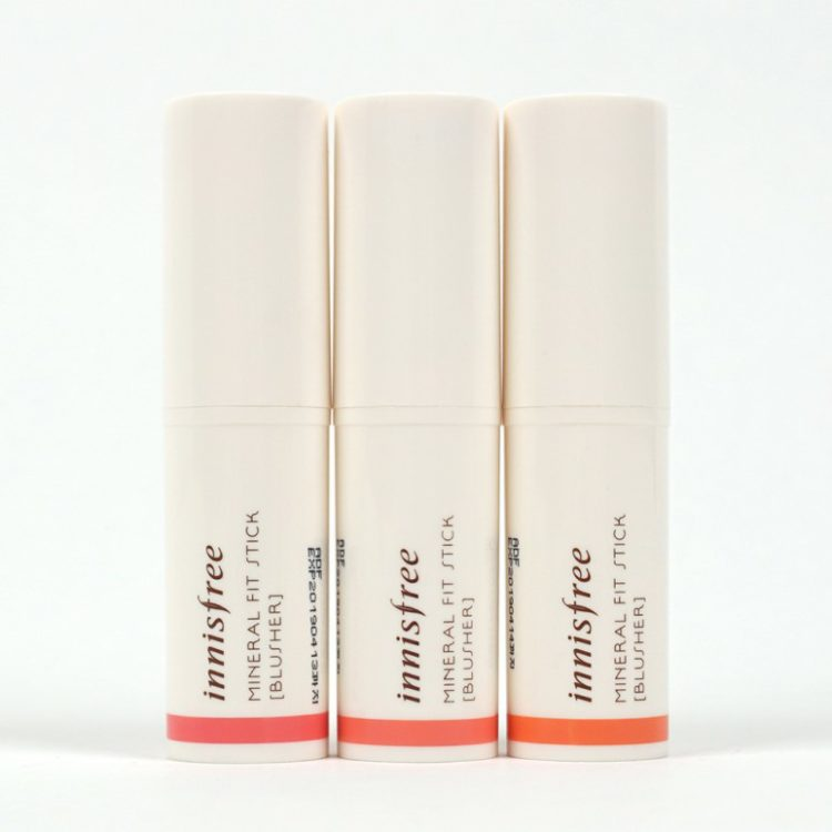 Innisfree Mineral Fit Stick Blusher review