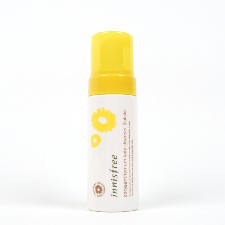 INNISFREE Chrysanthemum Lady Cleanser Bubble
