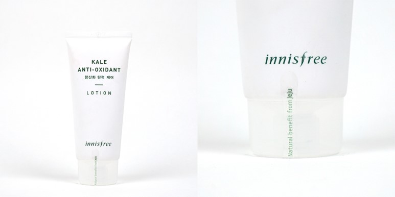 INNISFREE Superfood Kale Anti-Oxidant Lotion review