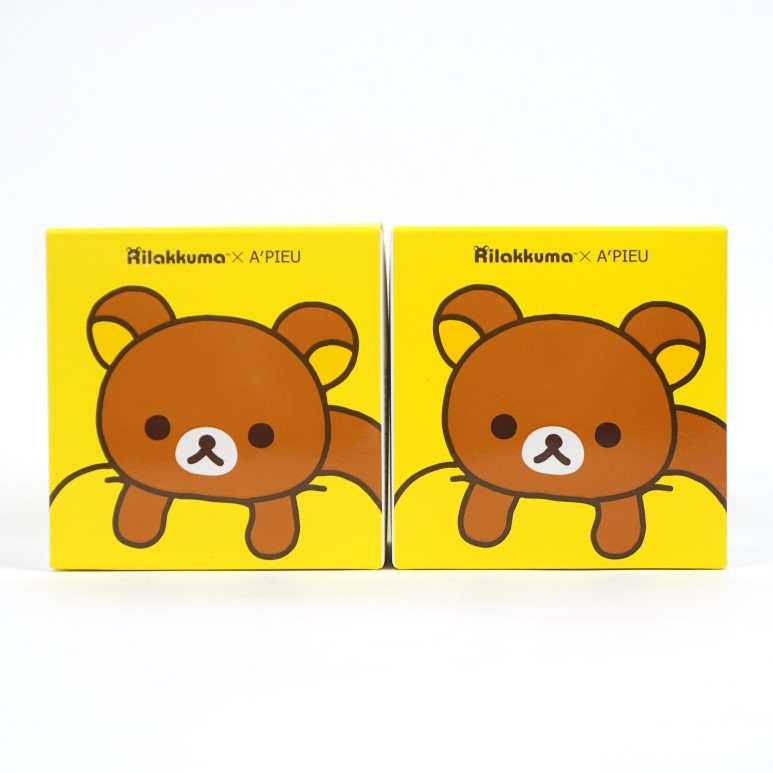 A'PIEU Air Fit Cushion XP Rilakkuma Edition review