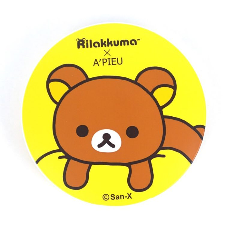 A'PIEU Air Fit Cushion XP Relakkuma Edition review