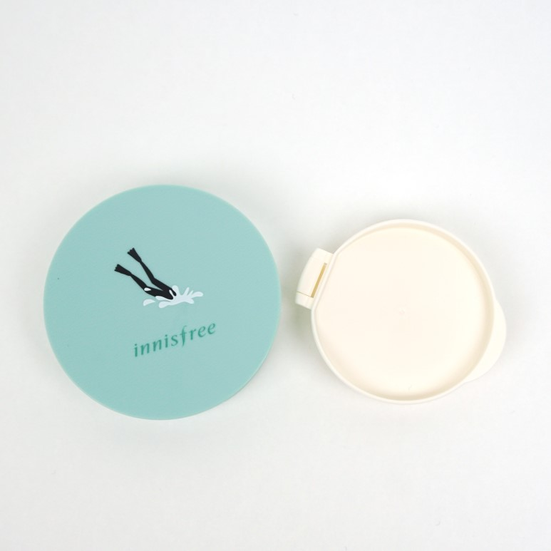INNISFREE Perfect UV Protection Cushion review
