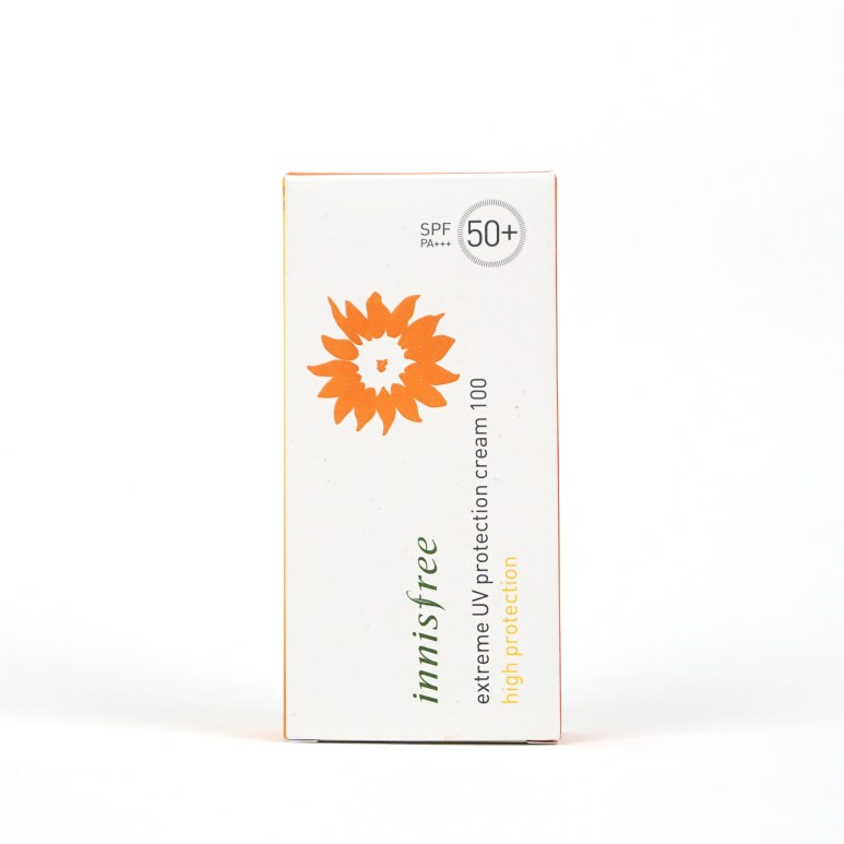 INNISFREE Extreme UV Protection Cream 100 High Protection review