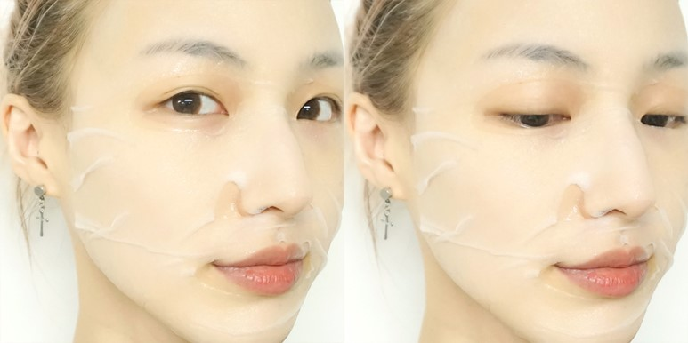 JAYJUN Baby Pure Shining Mask review