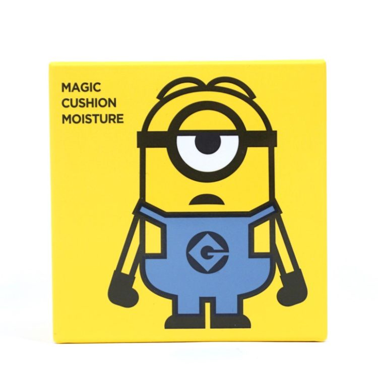 MISSHA Minions Magic Cushion Moisture review
