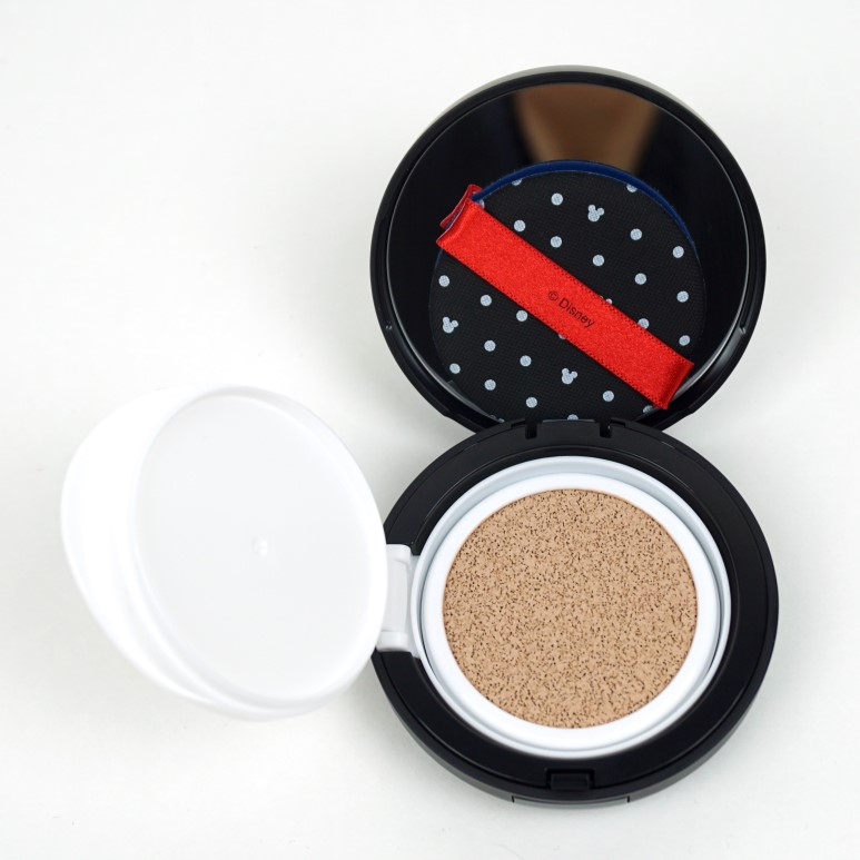 THE FACE SHOP BB Power Perfection Cushion (Mickey) review