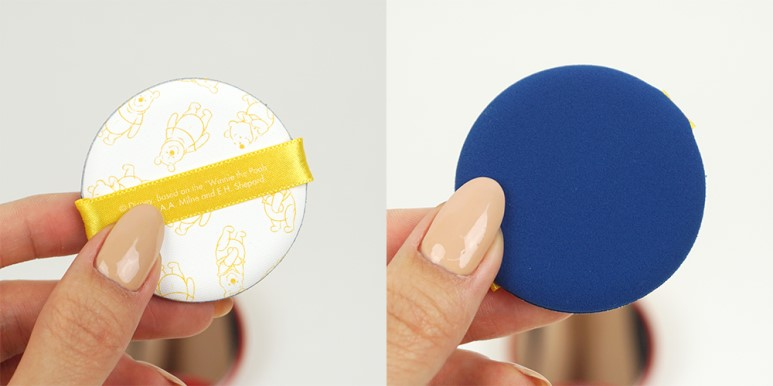 THE FACE SHOP CC Cooling Cushion Winnie the Pooh Edition review